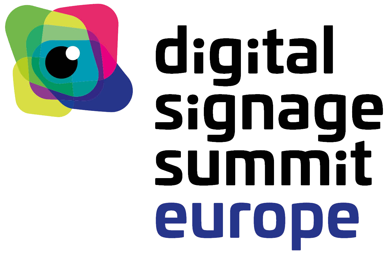 Digital Signage Summit Europe Logo 2017 - 1300px