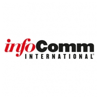 utf8_encode(InfoComm International) Logo