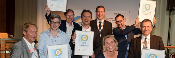 DSS Evening Event and Awards recognises Digital Signage excellence